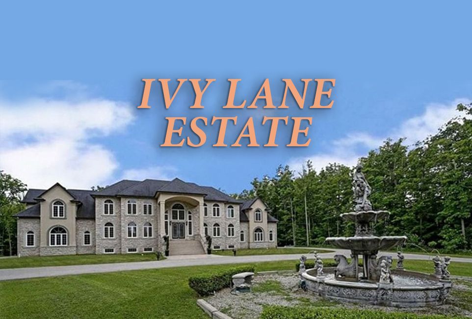 Ivy Lane Estate | 13 Acre Secluded Event Venue Near Hamilton w/ 150 Guest Capacity
