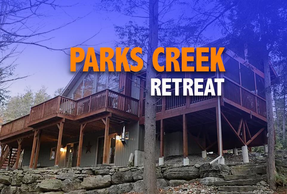 Parks Creek Retreat