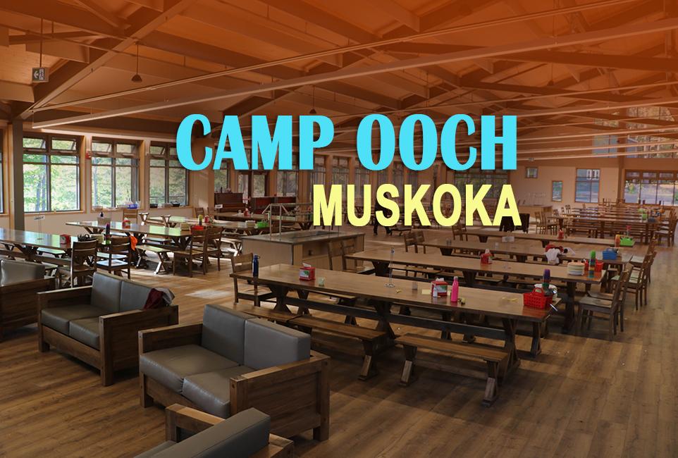 Ooch Muskoka | 320-Person Year-Round Picturesque Campsite