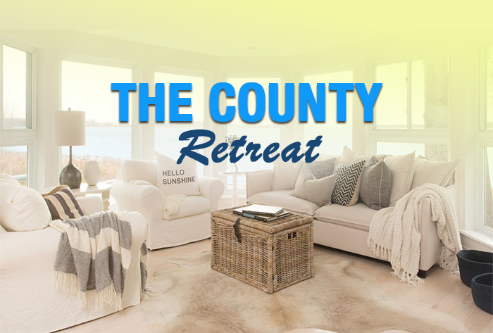 The County Retreat | Private Beach Oasis In PEC