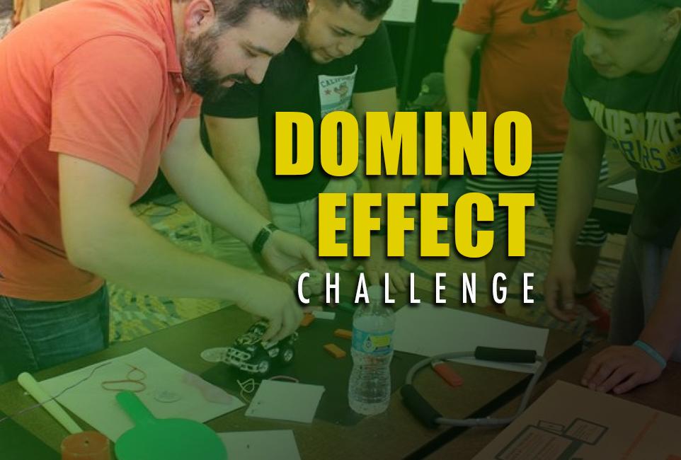 Domino Effect Challenge