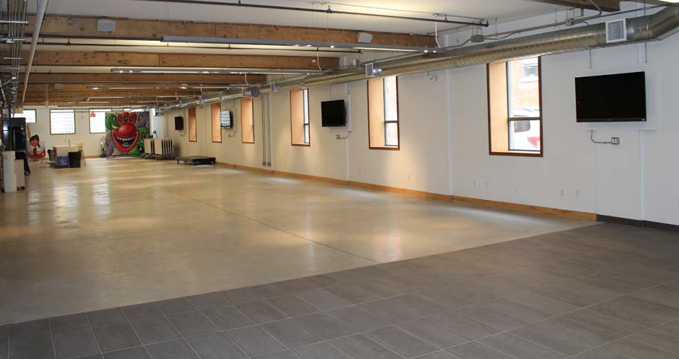 Ooch Downtown Toronto | 140-Person Event & Meeting Space w/ Sports Court