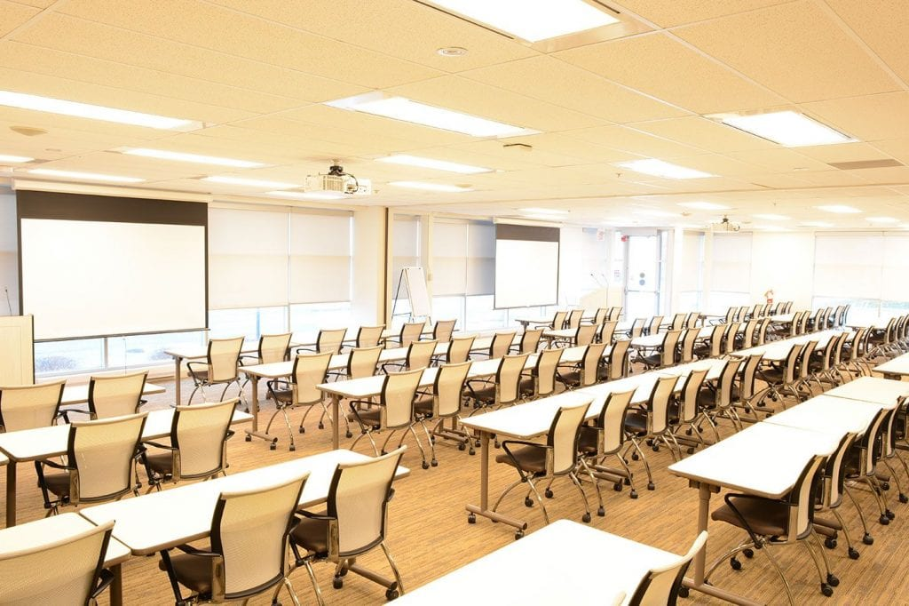 Mississauga Corporate Events & Meetings Centre - Conference Room
