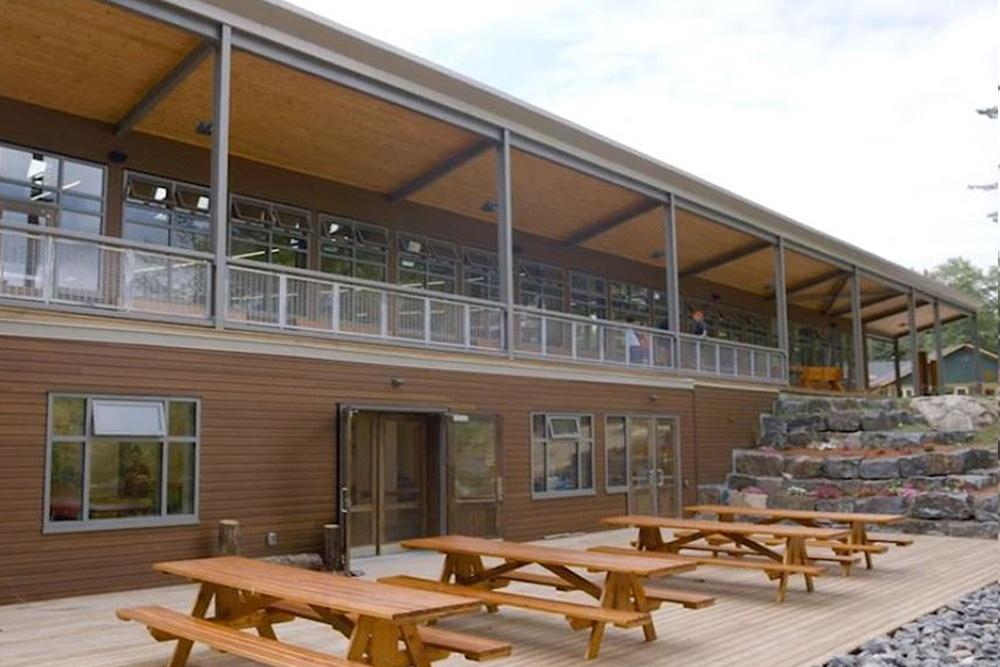 Ooch Muskoka   320-Person Year-Round Picturesque Campsite