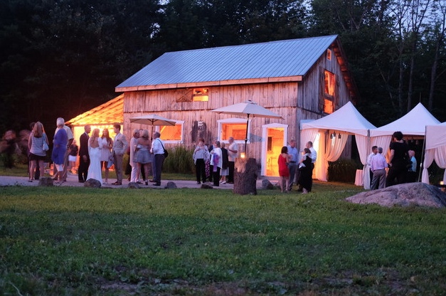 Adelina | Elegant Rustic Country Farm For 120 Guests Near Ottawa