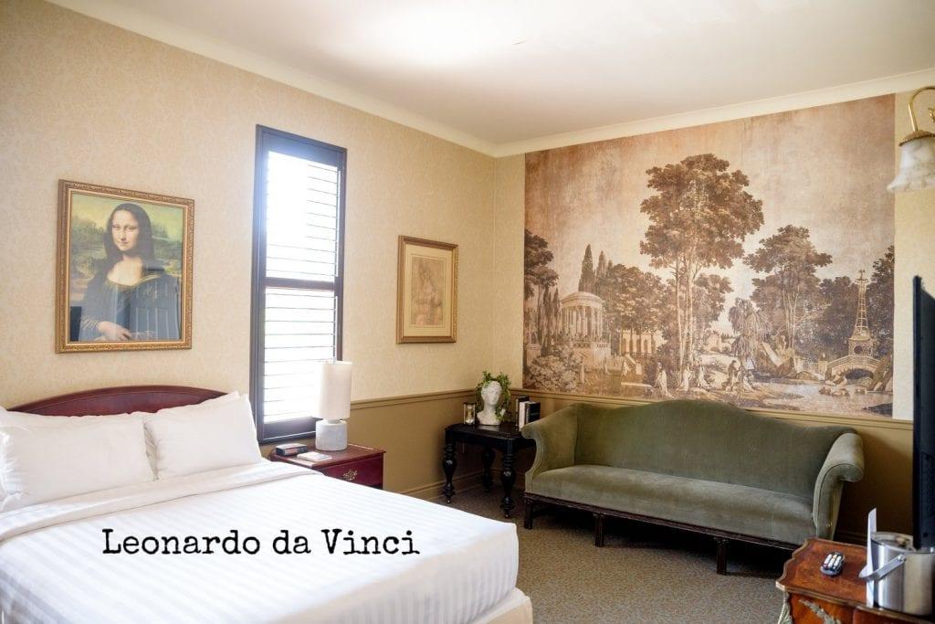 Arlington Hotel - Leonardo Da Vinci