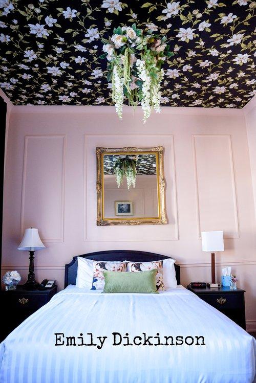 Arlington Hotel - Emily Dickinson