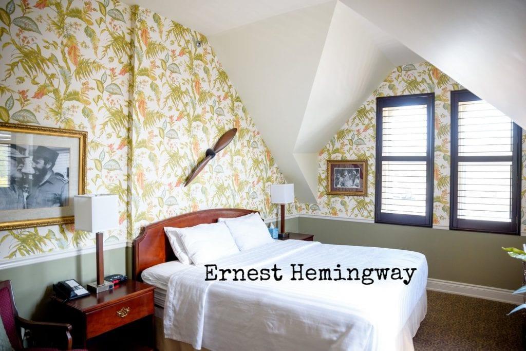 Arlington Hotel - Ernest Hemingway