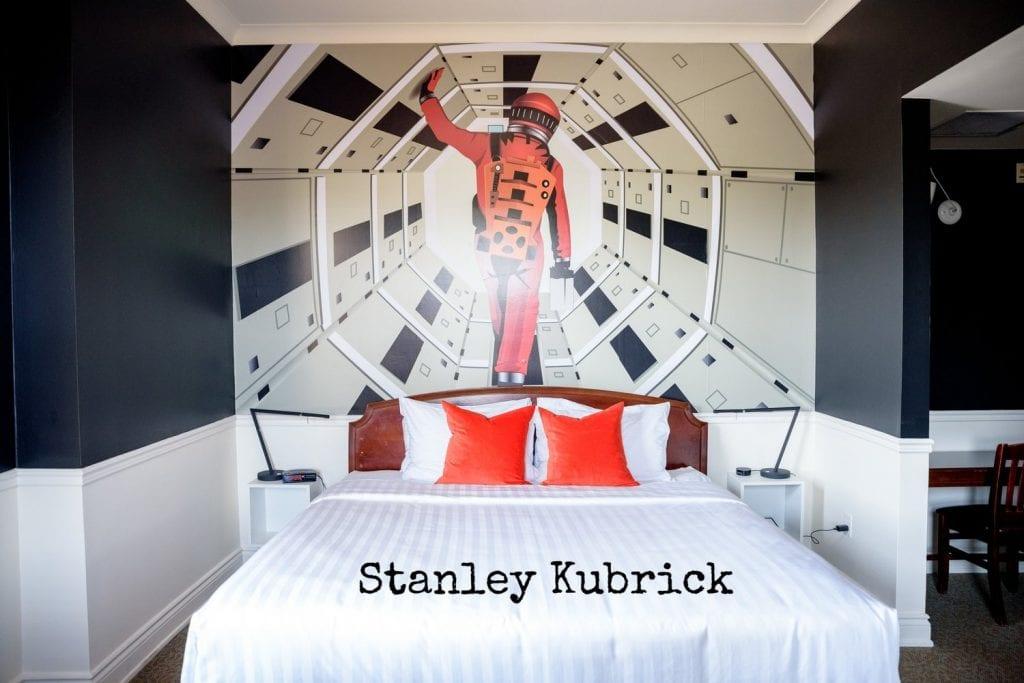 Arlington Hotel - Stanley Kubrick