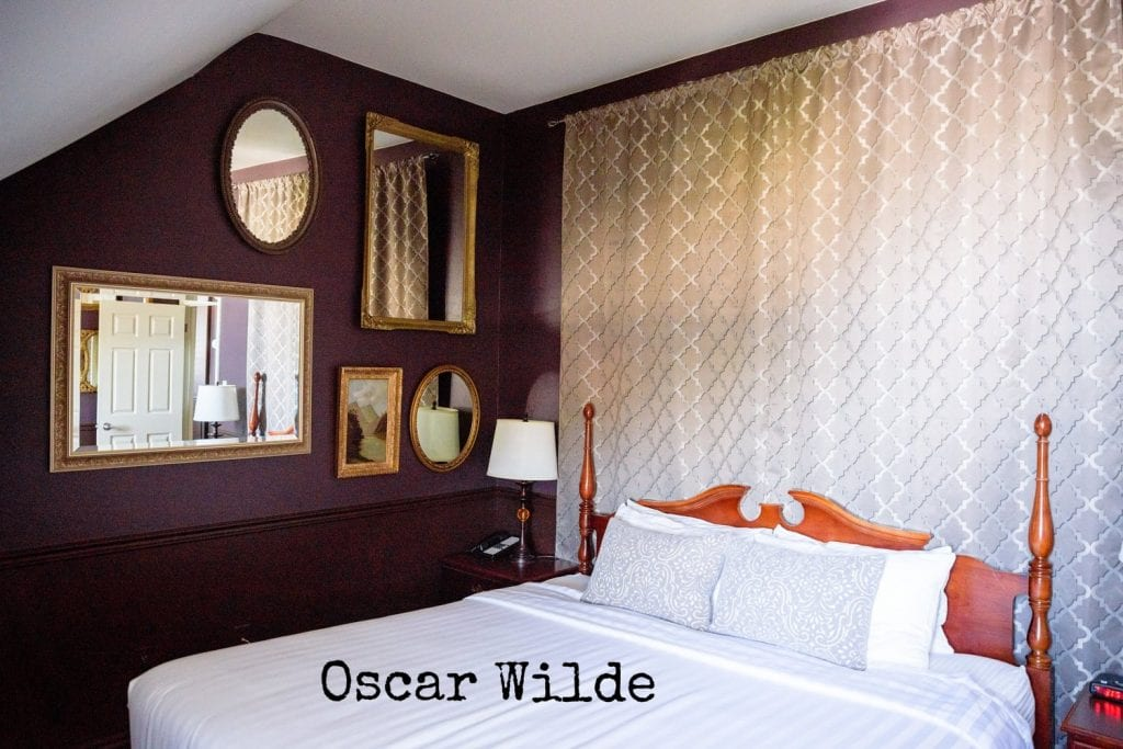Arlington Hotel - Oscar Wilde