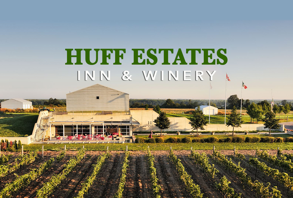 Huff Estates Inn and Winery