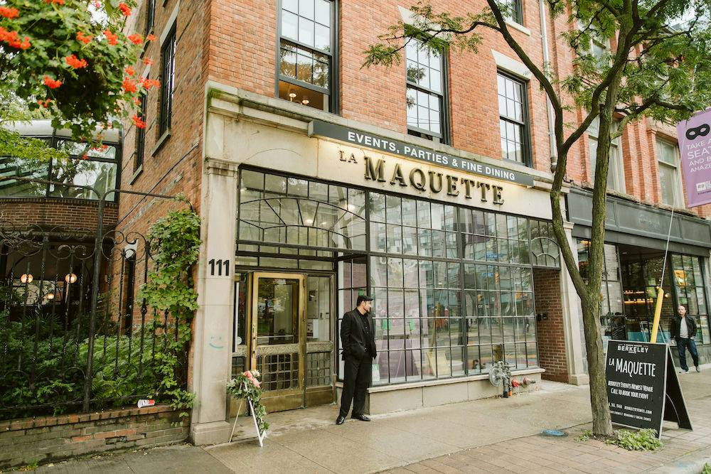 La Maquette | Two-Story Art Deco Event Space