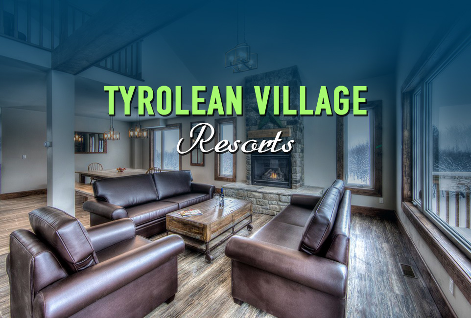 Tyrolean Village Resorts at Blue Mountain Logo