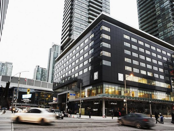 Le Germain Maple Leaf Square | Sophisticated Event Spaces in Toronto Luxury Hotel