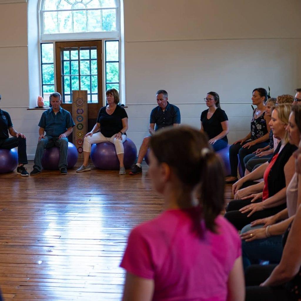 Drumming Meditation