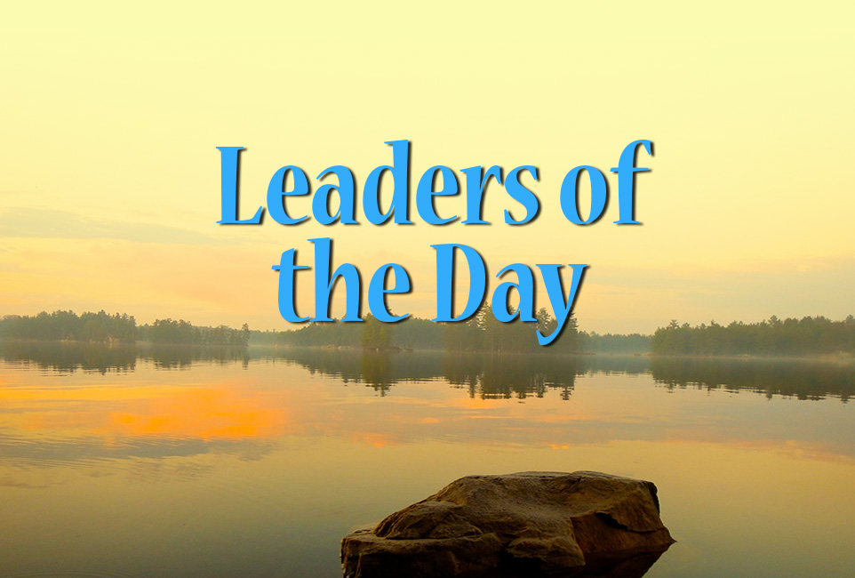 Leaders of the Day logo