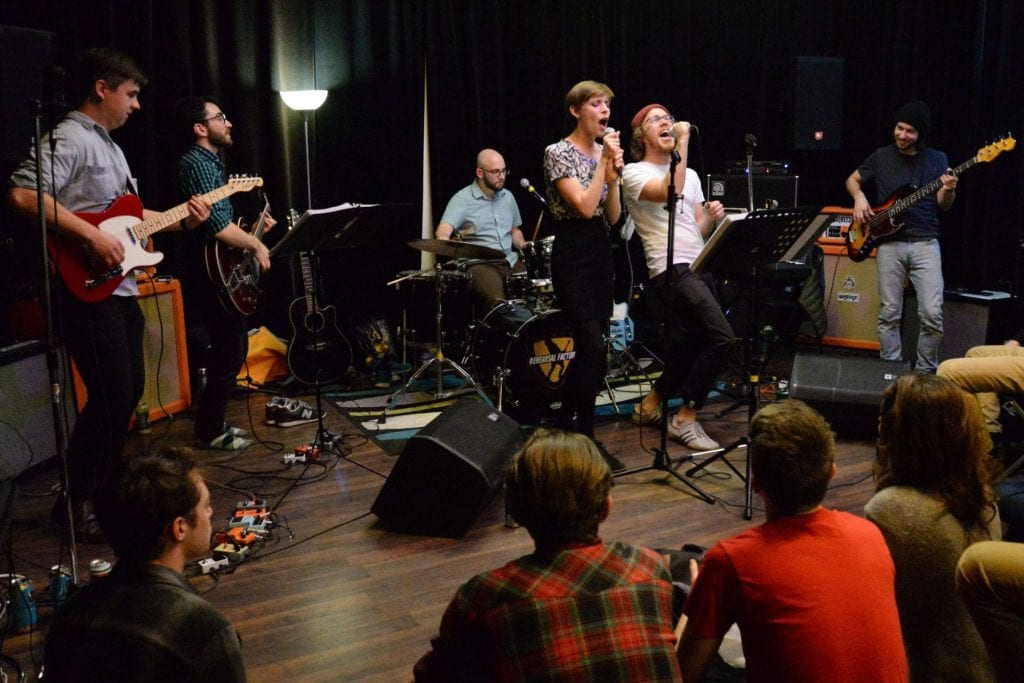 Beverley Street Group | Musicians, Live Karaoke & Music-Focused Workshops - Performers for Events Toronto, Ontario