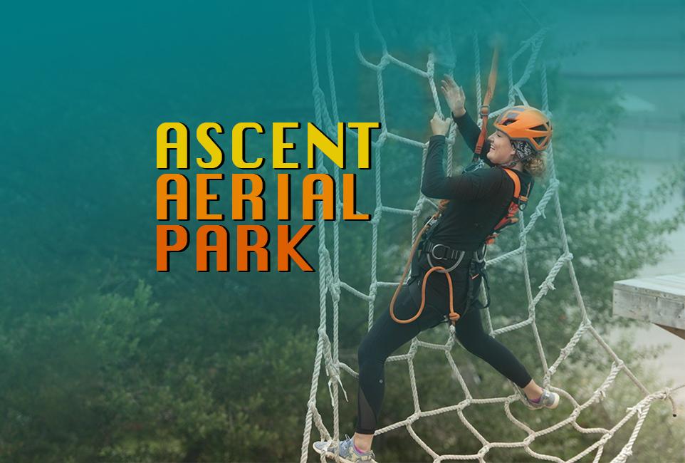 Ascent Aerial Park | Adventure Park Overlooking Sauble Beach