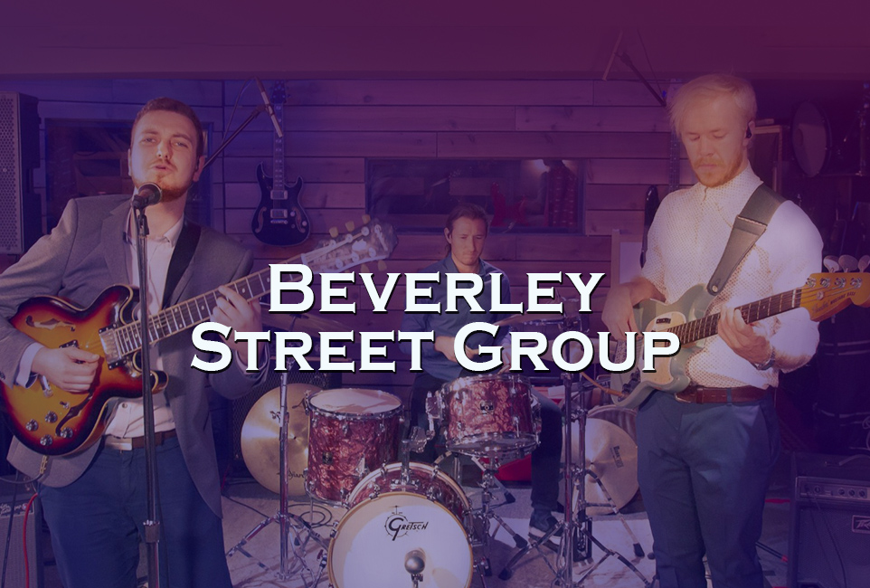 Beverley Street Group | Musicians, Live Karaoke & Music-Focused Workshops logo