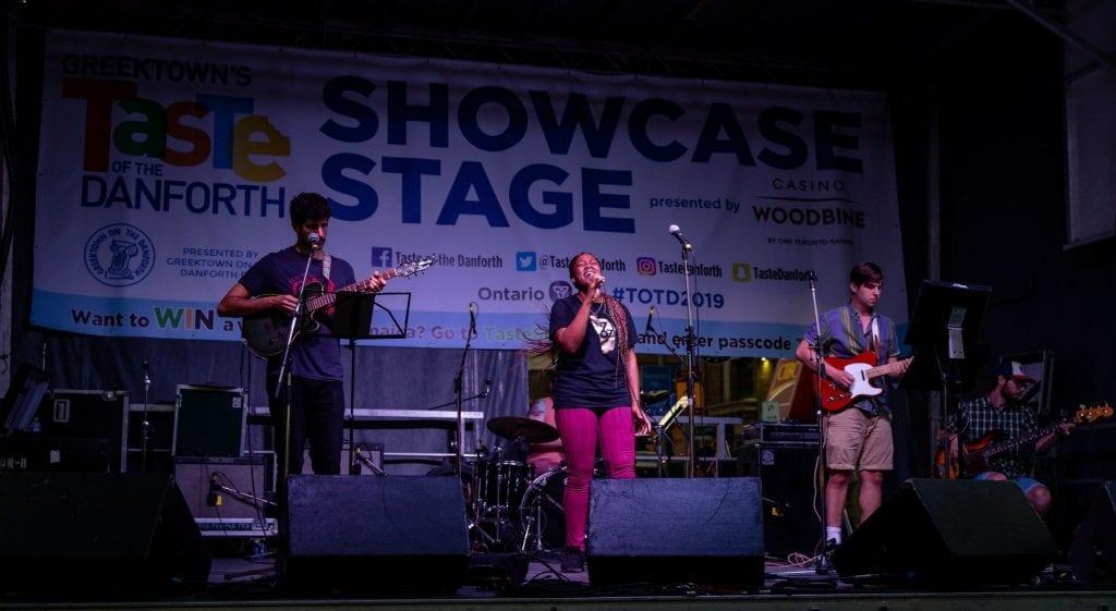Beverley Street Group | Musicians, Live Karaoke & Music-Focused Workshops - Audience Singing