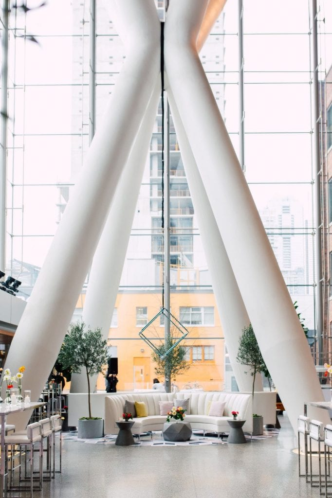 Ricarda's | Modern Restaurant & Atrium