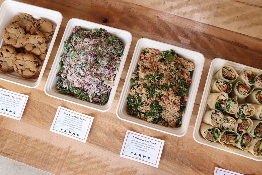 Farm'r Catering | Fresh & Healthy Catering For Corporate Meetings