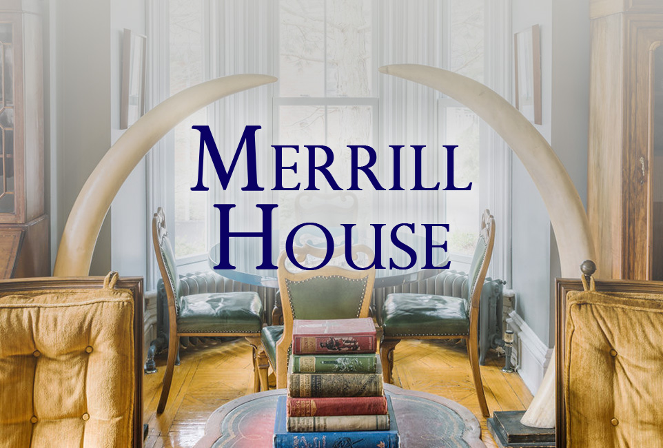 Merrill House | Victorian Boutique Hotel