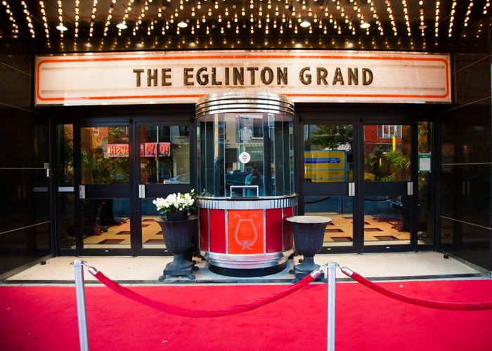 Eglinton Grand | Majestic Toronto Landmark for 700-Person Events