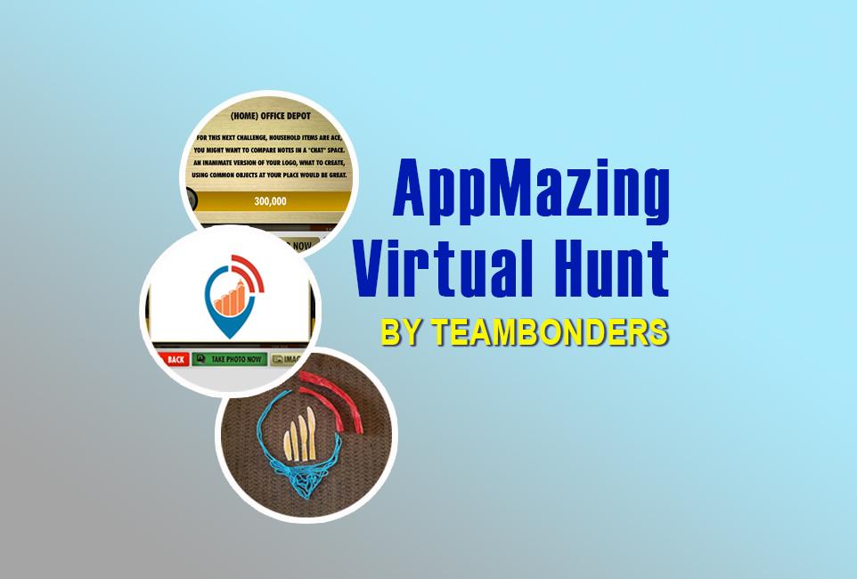Appmazing Virtual Hunt By Teambonders