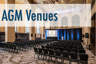 Annual General Meeting (AGM) Venues