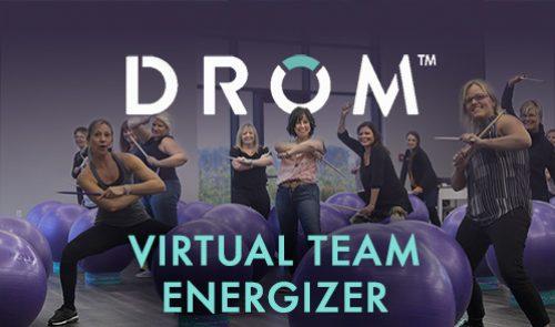 DROM Virtual Team Energizer