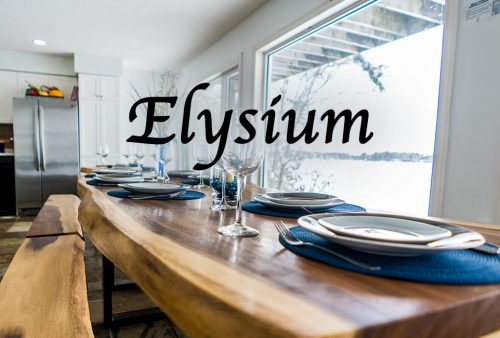 Elysium | Modern Luxury All-Season Muskoka Retreat