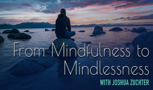 From Mindfulness to Mindlessness
