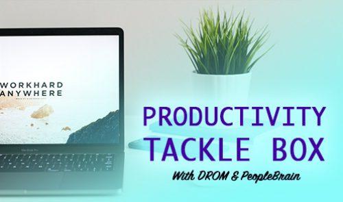 Productivity Tackle Box