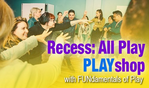 Recess: All Play PLAYshop