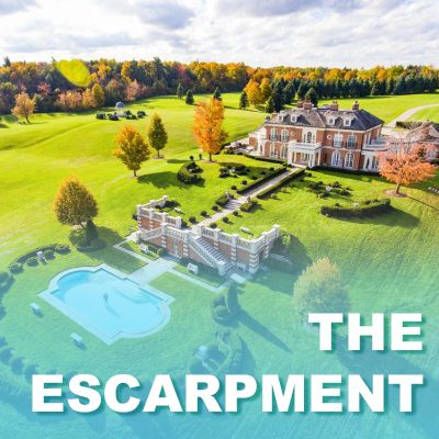 The Escarpment House