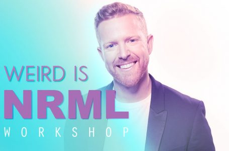 weird is nrml workshop