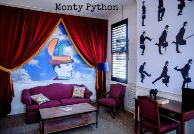 Arlington Hotel - Monty Python