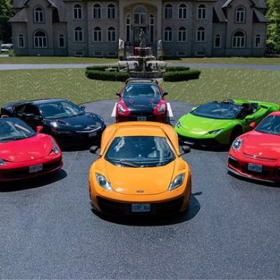 Exotic Car Rental Experience